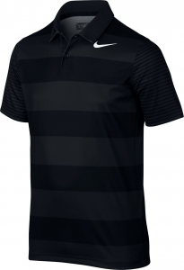 BOYS' NIKE BOLD STRIPE POLO
