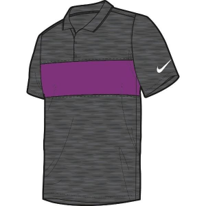 NIKE BREATHE COLOR BLOCK POLO