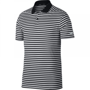 M NK DRY VCTRY POLO STRIPE OLC