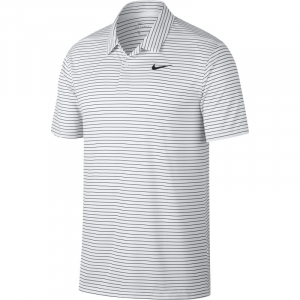 M NK DRY ESSENTIAL POLO STRIPE
