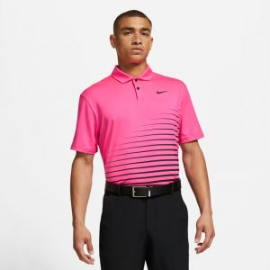 Men's Graphic Golf Polo Nike Dri-FIT Vapor