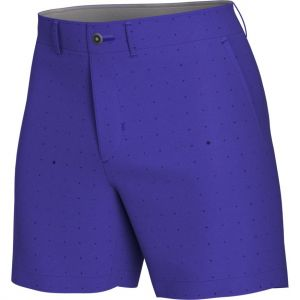 Men's Printed Golf Chino Shorts Nike Dri-FIT UV