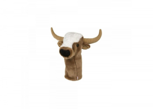 DAPHNES HEADCOVERS BULL